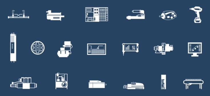 Produkty a řešení pro Průmysl 4.0